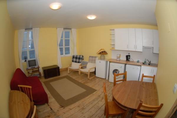 living room carlhan apartment